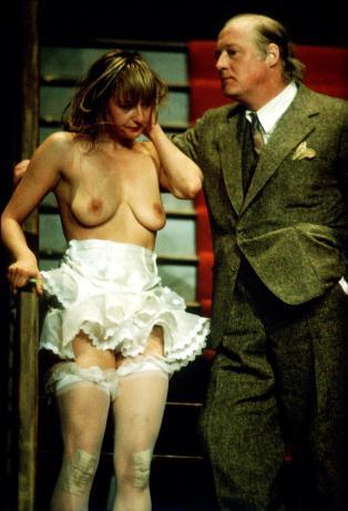 Marianne sägebrecht nackt